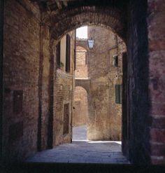 Vicolo di Castelvecchio ( Tartuca)