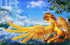 MLP: Spitfire's Wingspan