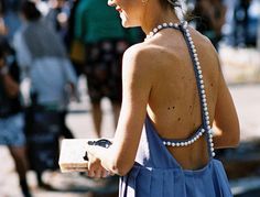 Pearl-embellished summer and fall outfit ideas and inspiration