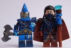 Jayce Ke& High lord of Alaveria Lego Custom Minifigures, Lego Minifigs, Lego Hogwarts, Board Skateboard, Lego Display, Lego People, Lego Mechs, Lego Military, Lego Modular