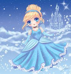 Sweet Dreams Cinderella by Nawal on deviantART