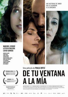 """Maribel en """"De tu ventana a la mía"""" (2011) dirigida por Paula Ortiz. Leticia Dolera, Luisa Gavasa, Roberto Álamo, Fran Perea, Cristina Rota, Pablo Rivero, Álex Angulo..."""