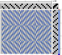 Dornick 4H weave