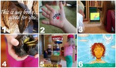 jesus storybook bible crafts activities for kids