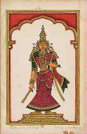 BnF - Miniatures et peintures indiennes