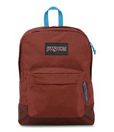 JanSport Black Label Superbreak Backpack - Burnt Henna