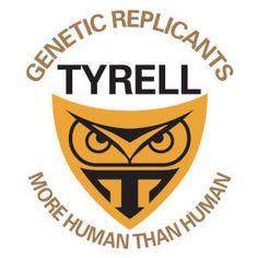 Blade Runner - Tyrell Corp. logo
