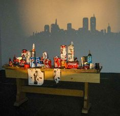Non-Trashy Recycled and Trash Art   Webdesigner Depot. If you haven't already, you MUST see this site @Jessica Chapman !