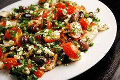 Grilled Greek Chicken Recipe – 5 Points   - LaaLoosh