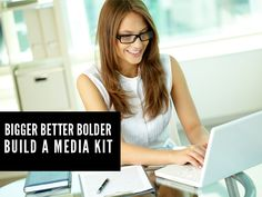Want to visit NYFW or attend IFBCON? Build that media kit!