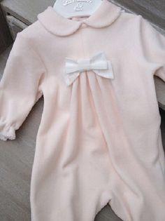 www.mamibu.com #Tutina #neonata in #ciniglia #madeinitaly #Lamascot