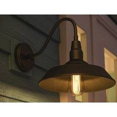 Shop Laurel Foundry Modern Farmhouse Lighting at Wayfair for a vast selection and the best prices online. Enjoy Free and Fast Shipping on most stuff, even big stuff! Outdoor Barn Lighting, Outdoor Light Fixtures, Outdoor Wall Lantern, Outdoor Wall Sconce, Wall Sconce Lighting, Outdoor Walls, Farmhouse Lighting, Hinkley Lighting, Wall Sconces