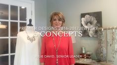 Julie David Shares her 5 Jewelry Concepts to make accesorizing easy