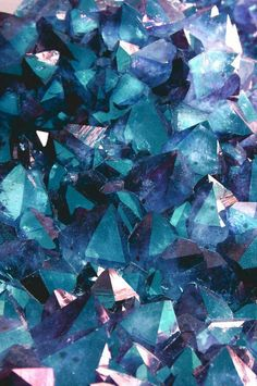 Crystals on We Heart It