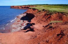 Red Mud - Cavendish, Prince Edward Island