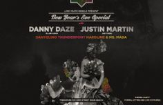 Danny Daze & Justin Martin @ #TreeHouse in #Miami #MiamiBeach #NYE #edm TICKETS: http://edm-nye.wantickets.com/Events/144712/Link-MiamiRebels-pres-DANNY-DAZE-JUSTIN-MARTIN-NYE-Special/