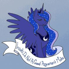 MLP: Princess Luna's Message