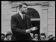 Museum commemorating Irish revolutionary leader's life will open in Clonakilty, Co Cork. Michael Collins, Anglo Irish Treaty, Ireland 1916, Irish Restaurants, Irish Independence, Easter Saturday, Irish Symbols, Easter Rising, Castles In Ireland