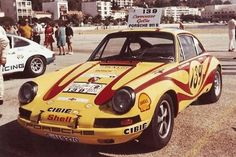 Old rally photos, Porsche 911 - Page 4 Porsche 911 Rsr, Porsche Motorsport, Porsche Carrera, Porsche Classic, Classic Cars, Sports Car Racing, Racing Team, Race Cars, Auto Racing