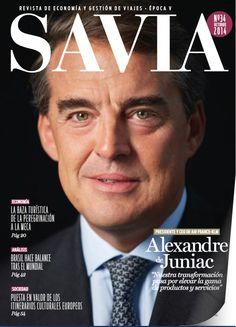 Revista Savia nº 34, Octubre 2014