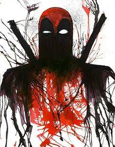 Deadpool by Kevin Eslinger