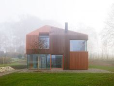 House 11×11 by Titus Bernhard Architekten - I Like Architecture