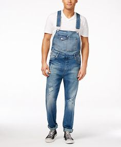American Rag Men's Overalls, Only at Macy's | macys.com