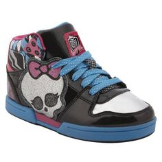 Monster High Shoes Sneakers High Tops Girls Youth Blue/Black/Pink Skull (12) Monster High,http://www.amazon.com/dp/B00EB5TGTQ/ref=cm_sw_r_pi_dp_oAfCsb1FXBVG6K5S