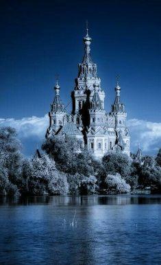 Castillo en Rusia