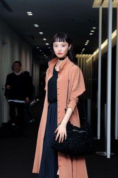 ストリートスナップ渋谷 - マンナミユさん - vintage, ヴィンテージ