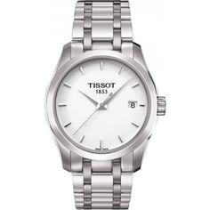 Montre Tissot T-Classic Couturier Quartz Lady T0352101101100 - Lepage