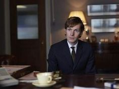 SHAUN Evans returns as the young Morse in a new series of Endeavour