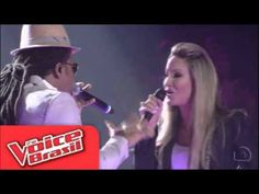 Carlinhos Brown e Claudia Leitte - Tantinho (The Voice Brasil)