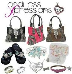 Check out these cute items and more at endlessxpressions.com/store/EndlessExpressionsbykirsten