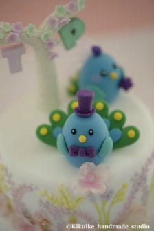 Fatti a mano - Decorazioni per torte in Decorazioni - Etsy Matrimoni - Pagina 6