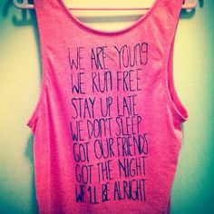 i like this but if it changed friends to sisters and the last line said we are Alpha Gams