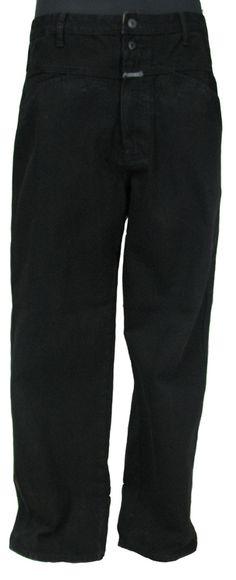 Brand X Jeans in Black Denim by Girbaud