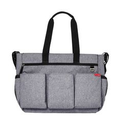 Mother & Kids Colorland Black White Stripes Baby Diaper Bag Organizer Fashion Mummy Maternity Bag Travel Messenger Changing Nappy Bags Handbag A Plastic Case Is Compartmentalized For Safe Storage