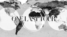 Swedish House Mafia  One Last Tour… It's Coming… Watch This Space.