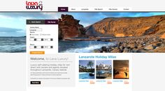 Lava Luxury instructed Blade Creative to design and implement a new villa rental website. The site had to have a fresh look and deliver a simple, navigation functionality for both property owners and browsing renters. Lava Luxury wanted to offer their services as something unique, outside of larger global booking websites and worked closely with Blade to develop a property search database and simple user interface.