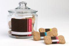 Ginger Pup Lane dog treats