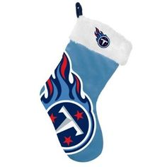 NFL Tennessee Titans Christmas Stocking