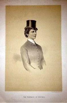 Austria, Empress Sissi, Old Portraits, Her World, Amelie, World History, Royals, Sewing Ideas, Joseph