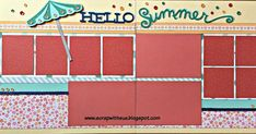 Here's a fun and trendy kit for your summer photos - the Prickly Pear kit featuring fiesta colors and on trend succulent prints. ...