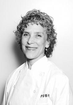 Ellen Mirsky (Pastry Arts '96). Executive Pastry Chef, Public, NYC
