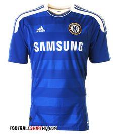 Chelsea Home 2011 12  Adidas  Soccer Shirts 916c34ddde09a