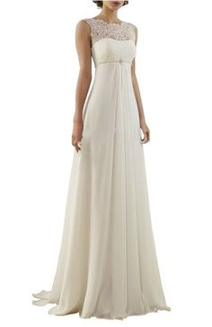 online shopping for ABaowedding Women's Sleeveless Lace Long Bridal Gown Wedding Dresses from top store. See new offer for ABaowedding Women's Sleeveless Lace Long Bridal Gown Wedding Dresses Evening Dresses For Weddings, 2016 Wedding Dresses, Bridal Dresses, Evening Gowns, Wedding Gowns, Dresses 2016, Reception Dresses, Dresses Online, Lace Wedding