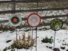 Yard art...