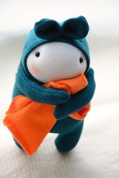 Grace--#208 sock doll