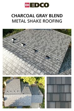 Unlike asphalt shingles, metal roofing is resistant to hail damage. Our metal shingles have a UL Class 4 Impact Rating, the highest rating available, and lifetime hail protection. Never worry about replacing your roof again! Learn more about EDCO metal roofing on our website. EDCO's maintenance-free metal roofing is backed up by the industry's only true lifetime, non-prorated limited warranty that includes labor and materials.